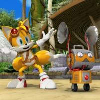 Sonic Boom - Tails l'inventeur