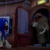 Sonic Boom - Une étrange visite