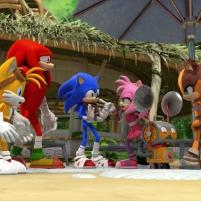 Sonic Boom - Une vraie équipe