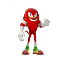 Sonic Boom - Knuckles