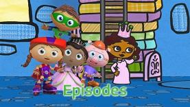 Super Tom - Episodes