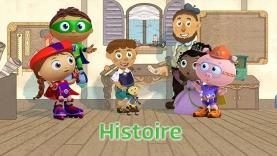 Super Tom - Histoire