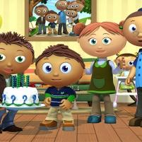 Super Tom - Tom et sa famille