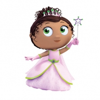 Super Tom - Princesse/Princesse Typo