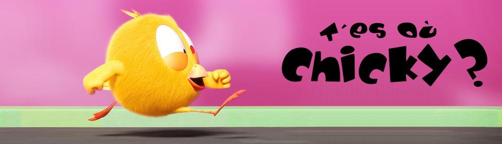 T'es où Chicky ? sur Gulli