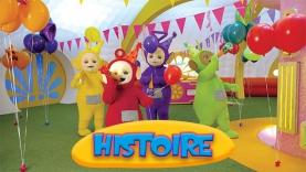 L'histoire des Teletubbies