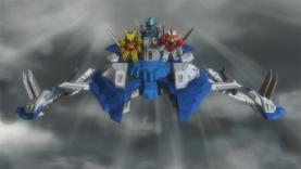 Tenkai Knights - Images