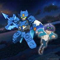 Tenkai Knights - Ceylan et Tributon