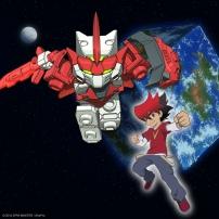 Tenkai Knights - Guren et Bravenwolf