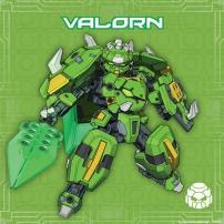 Tenkai Knights - Valorn