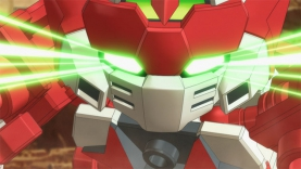 Tenkai Knights - Personnages