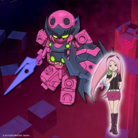 Tenkai Knights - Beni et Venetta