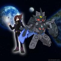 Tenkai Knights - Gen Kurai et Dromus
