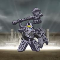 Tenkai Knights - Granox