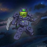 Tenkai Knights - Slyger