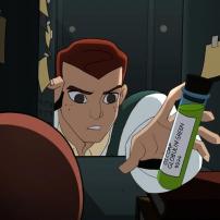 The Spectacular Spiderman - Harry Osborn