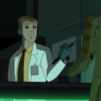 The Spectacular Spiderman - Le laboratoire