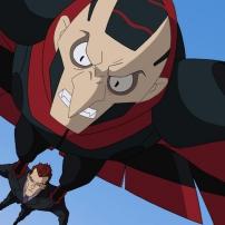 The Spectacular Spiderman - Le Vautour