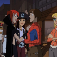 The Spectacular Spiderman - Sortie entre amis