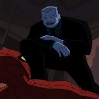 The Spectacular Spiderman - Tombstone