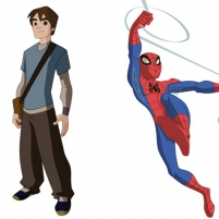 The Spectacular Spiderman - peter Parker