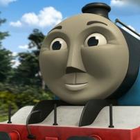Thomas et ses amis sur Gulli