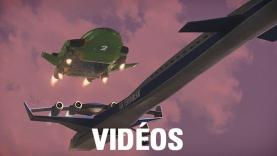 Les vidéos de Thunderbirds
