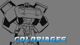 Les Coloriages de Tobot