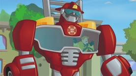 Transformers Rescue Bots: Mission Protection ! - Images