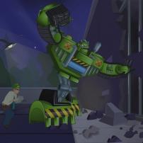 Transformers Rescue Bots: Mission Protection! - Boulder et Graham