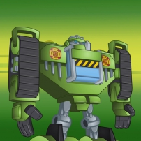 Transformers Rescue Bots: Mission Protection! - Boulder