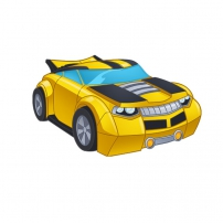 Transformers Rescue Bots: Mission Protection! - Bumblebee