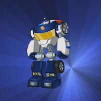 Transformers Rescue Bots: Mission Protection! - Chase