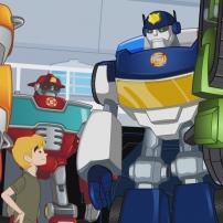 Transformers rescue Bots: Mission Protection! - Cody et les Autobots