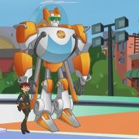 Transformers Rescue Bots: Mission Protection! - Dani et Blades