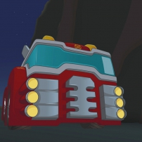 Transformers Rescue Bots: Mission Protection! - Heatwave