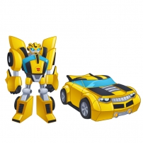 Transformers Rescue Bots Mission Protection - Bumblebee