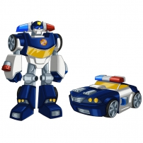 Transformers Rescue Bots : Mission Protection ! - Chase