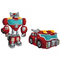 Transformers Rescue Bots : Mission Protection ! - Heatwave