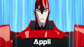 Scanne l'épisode du jour avec l'appli Transformers !