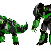 Transformers : Robots in Disguise - Grimlock
