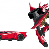 Transformers : Robots in Disguise - Sideswipe