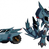 Transformers : Robots in Disguise - Steeljaw