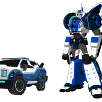Transformers : Robots in Disguise - Strongarm