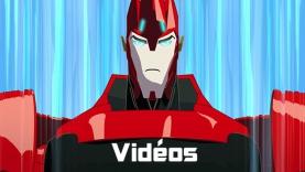 Les vidéos de Transformers : Robots in Disguise
