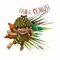 Tree Fu Tom - I am a Genius