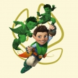 Tree Fu Tom - Tom