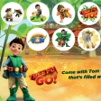 Tree Fu Tom - Les Stickers Tree Fu Tom