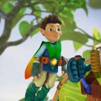 Tree Fu Tom - Tom et sa ceinture