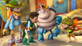 Tree Fu Tom - Personnages